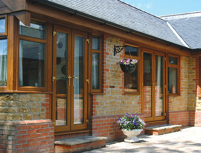 Bifold Doors | Home Products | Alps Home Improvements