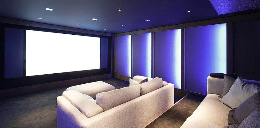 Bespoke Cinema Room | Home Products | Alps Home Improvements